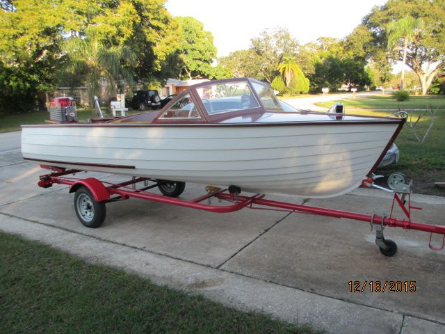 thompson sold ladyben classic wooden boats for sale Skeeter Boat Wiring