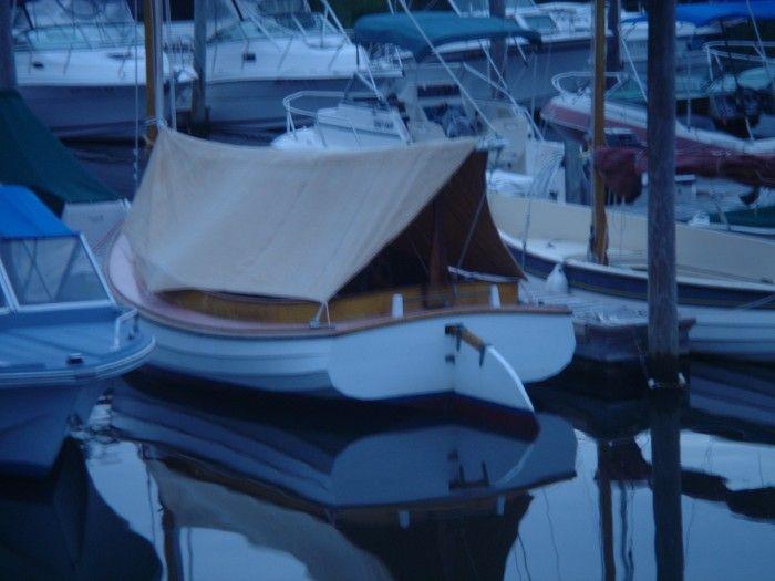 John D  Little - LadyBen Classic Wooden Boats for Sale