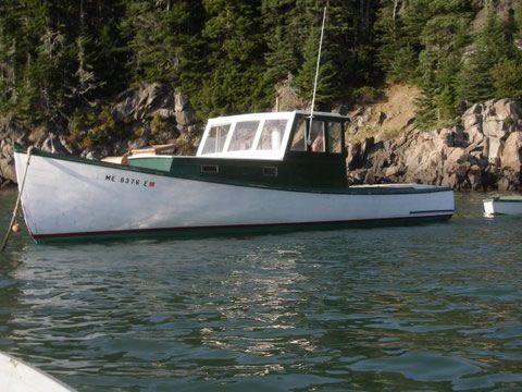 Lobster Boats For Sale >> Lobster Boat Pleasure Ladyben Classic Wooden Boats For Sale
