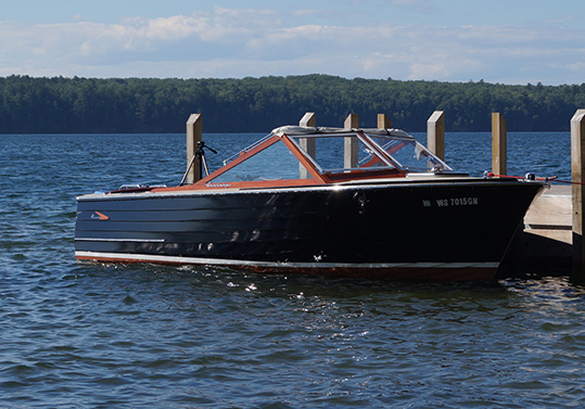 Century Ladyben Classic Wooden Boats For Sale