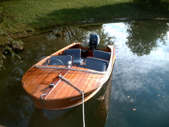 Wolverine Ladyben Classic Wooden Boats For Sale