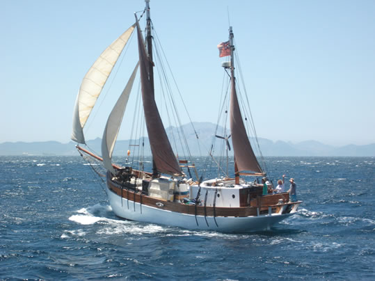 Wooden Sailboats For Sale >> Danish Baltic Trader Ladyben Classic Wooden Boats For Sale